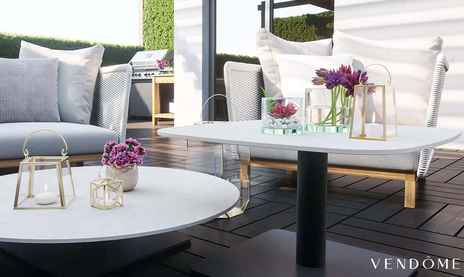 Vendome Ritz Parkside Collection Rooftop Patio 3 2